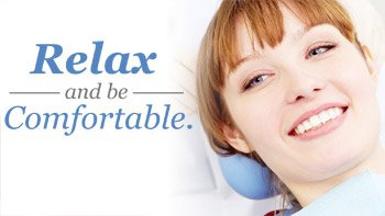 Relax and Be Comfortable with Sedation Dentistry